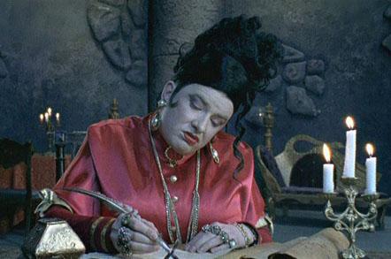 Андрей Данилко (Верка Сердючка) - 'Три мушкетёра' (2005)