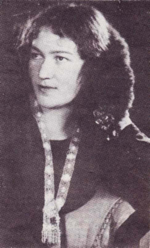 Мария Капнист (Мариетта Капнист-Серко) - фотографии - советские ...