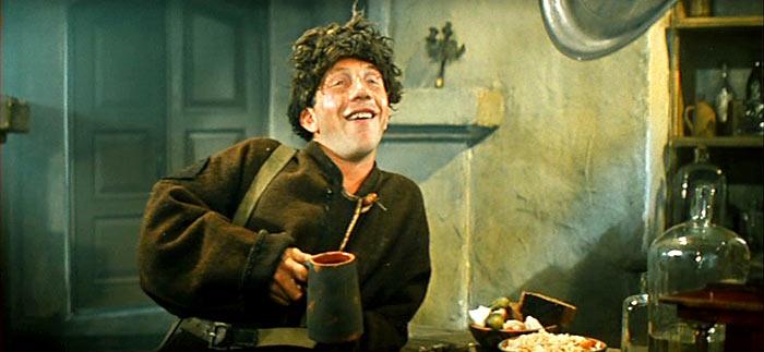 Савелий Крамаров (Saveli Kramarov) - 'Неуловимые мстители' (1966)