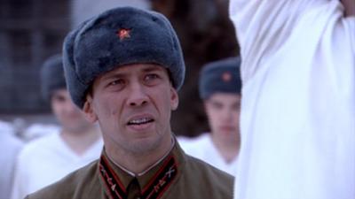 Кадры из фильма «Курсанты» / 2004