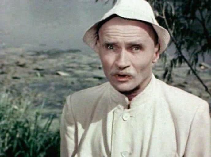Фильм драгоценный подарок 1956 актеры