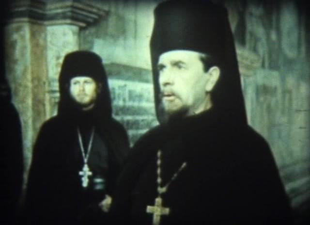 Фильм таинственный монах -