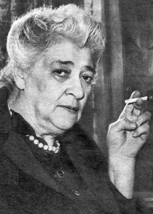 Фаина Раневская (Фаина Фельдман)