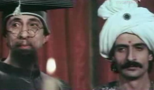 Илья Рутберг - 'Раз, два, горе - не беда!' (1988)