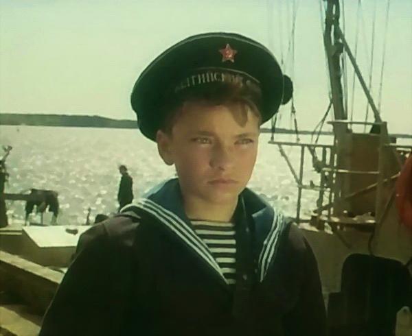 """Вячеслав Богатырёв - """"Секретный фарватер"""" (1986)"""