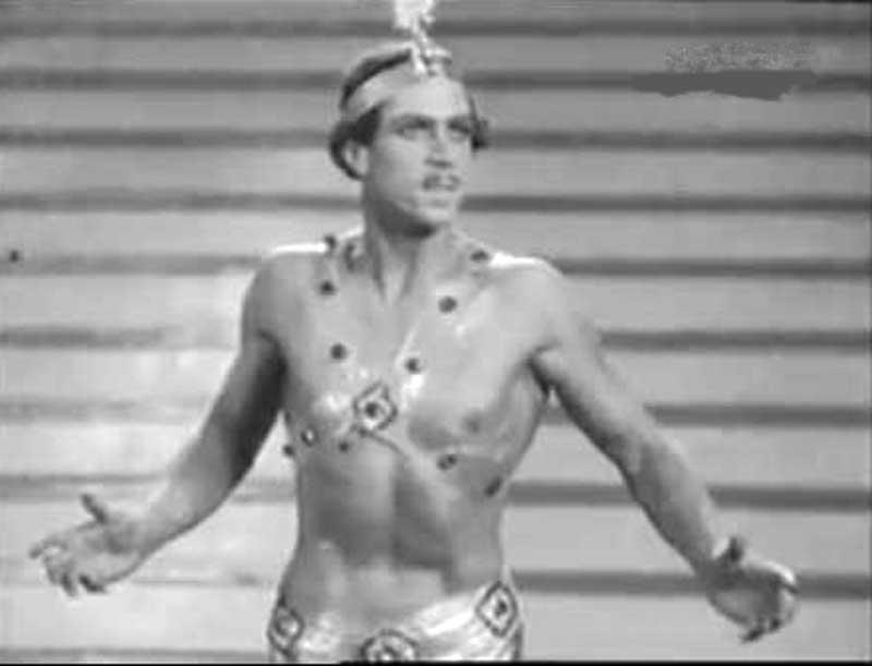 "Вахтанг Чабукиани - ""Концерт на экране"" (1940)"