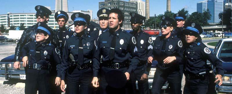 Сериал Полицейская Академия Все Серии Подряд