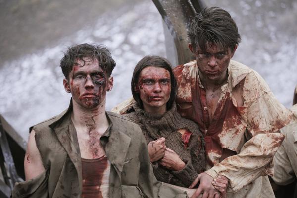 Молодая гвардия» в бронзе