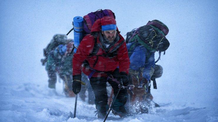 «Эверест»: Хроника одного восхождения
