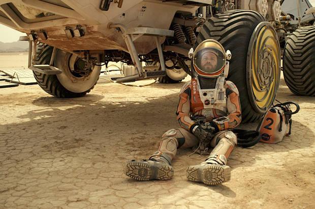 «Марсианин»: Картофельная одиссея