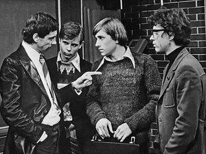Советские игровые фильмы 1969-1984 на школьную тему