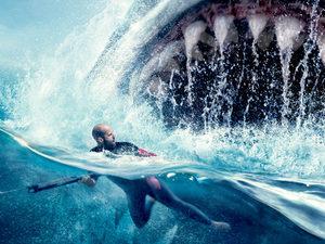 «Мег: Монстр глубины»: Диалоги о рыбалке с Джейсоном Стэтэмом