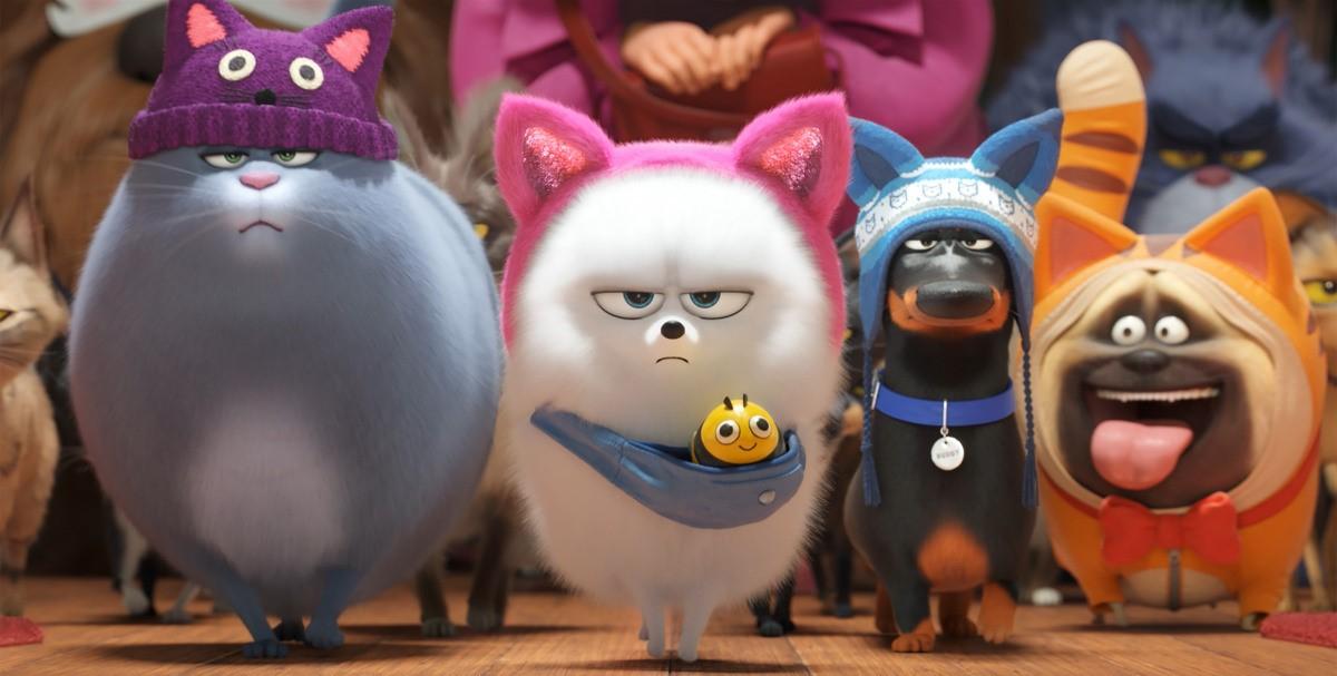 «Тайная жизнь домашних животных 2»: Что обписал, то твоё