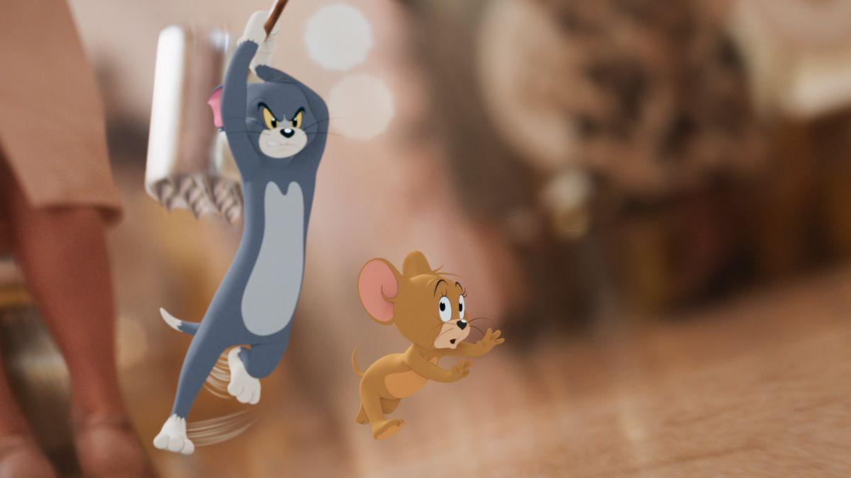 «Том и Джерри»: Кошки-мышки в большом городе