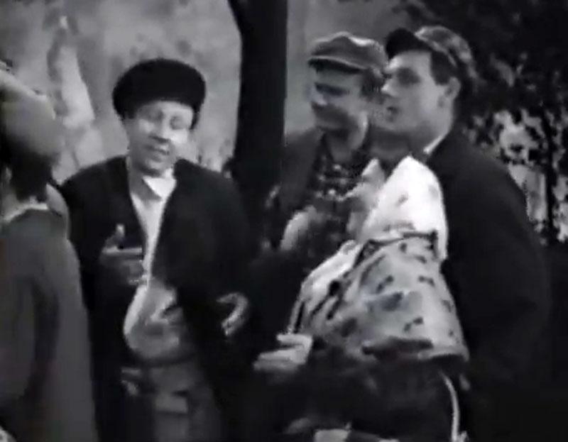 Женихи и ножи фильм 1962
