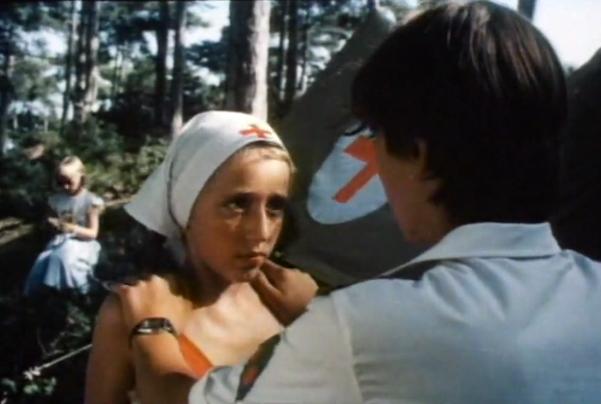 У Марины Зудиной Выглянула Грудь – Мордашка (1990)