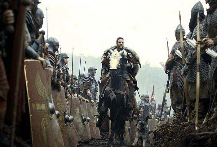 гладиатор фото из фильма