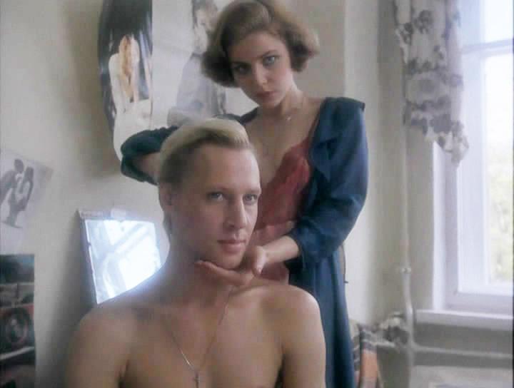 Эротическая Сцена С Ириной Розановой В Машине – Катафалк (1990)