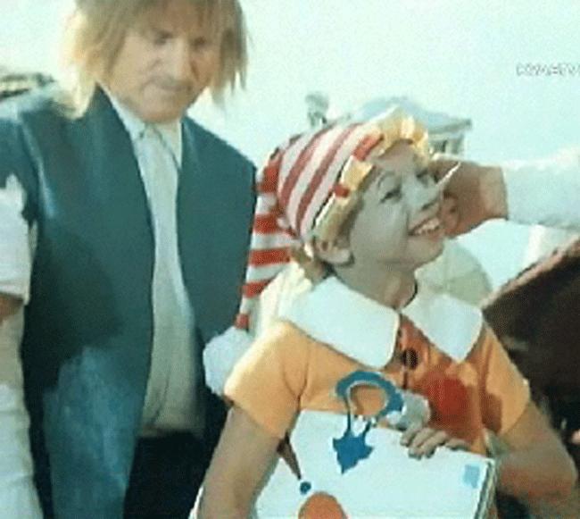 Приключения Буратино Фильм 1975 Актёры И Роли