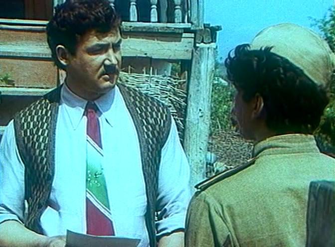 Цыган -  фильм 1967 года от евгений матвеев