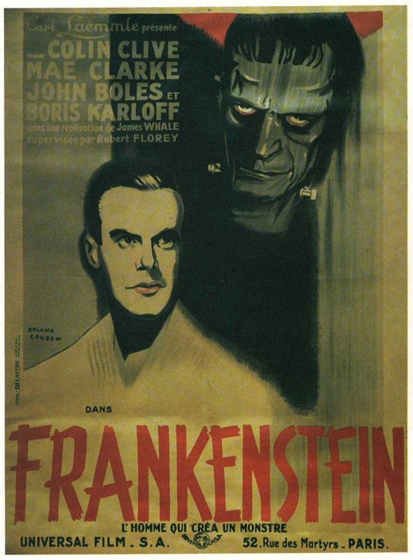 compare and contrast frankenstein book to movie young frankenstein Comparison paper on dracula and frankenstein after realizing that humans would never allow him into their society young william frankenstein in contrast  so.
