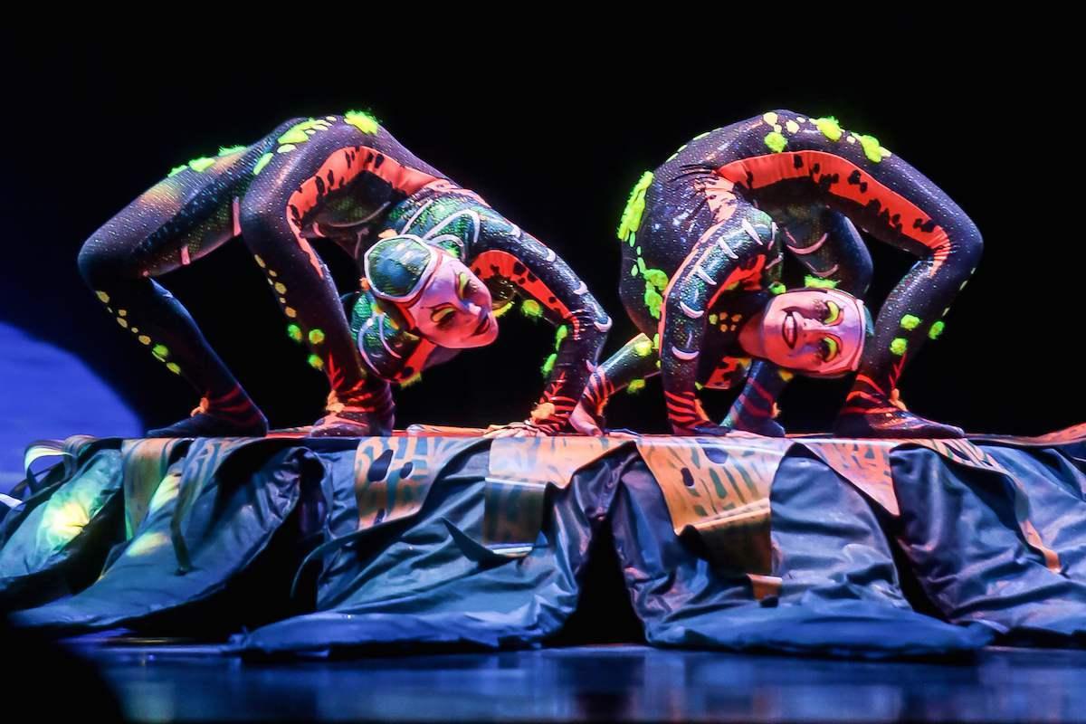 Cirque de Soleil представил в Сочи новое шоу Totem