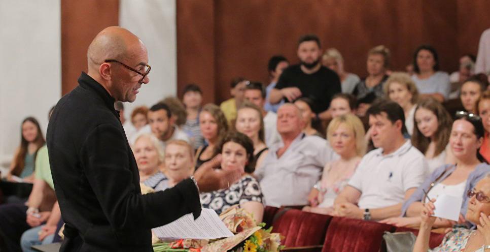 Театр наМалой Бронной первым в российской столице открыл новый сезон
