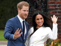 Меган Маркл и принц Гарри объявили дату свадьбы
