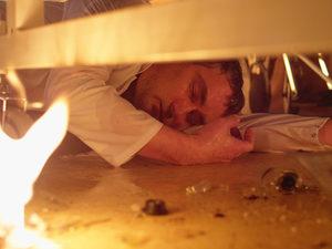 Съёмки сериала «Склифосовский» закончились пожаром