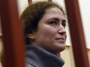 Софья Апфельбаум получила личную премию председателя СТД