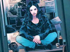 Опубликованы «бульварные» постеры второго сезона «Джессики Джонс»