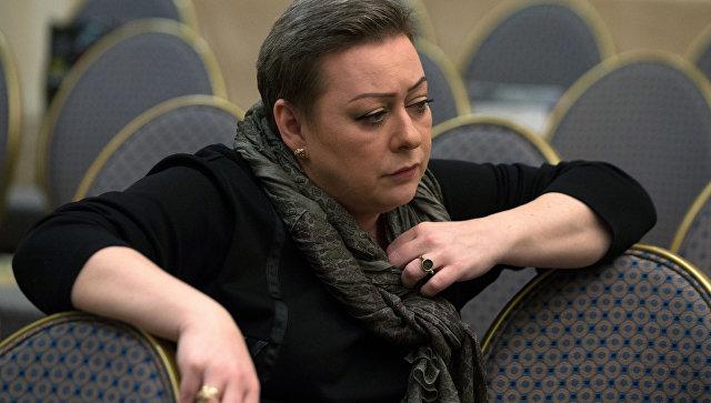 Мария Аронова устроила скандал из-за задержки гонорара
