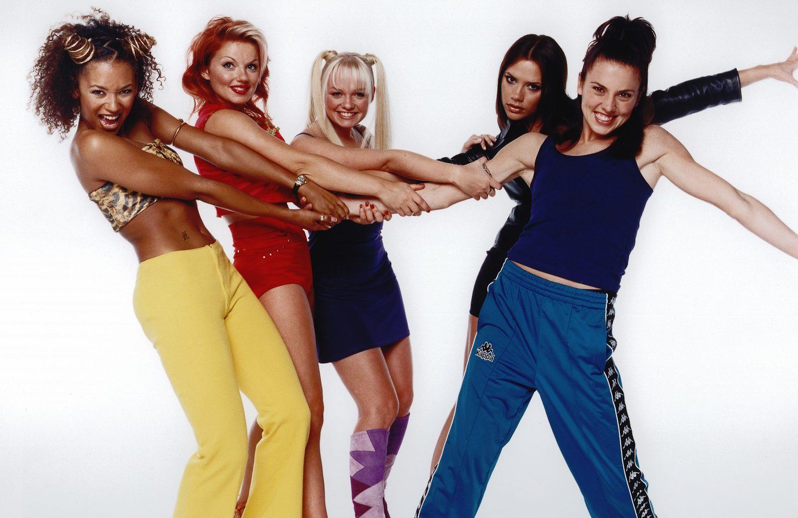 Spice Girls воскреснут в мультфильме