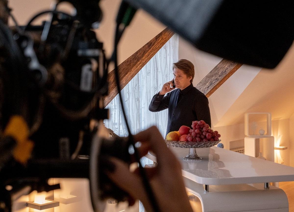 Анна Попова сыграет сразу две роли в сериале «Стань моей тенью»