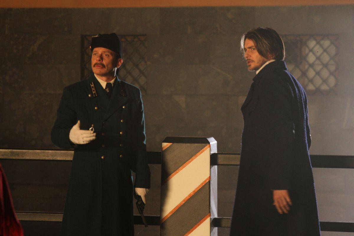 Завершена работа над «Шерлоком в России» с Максимом Матвеевым