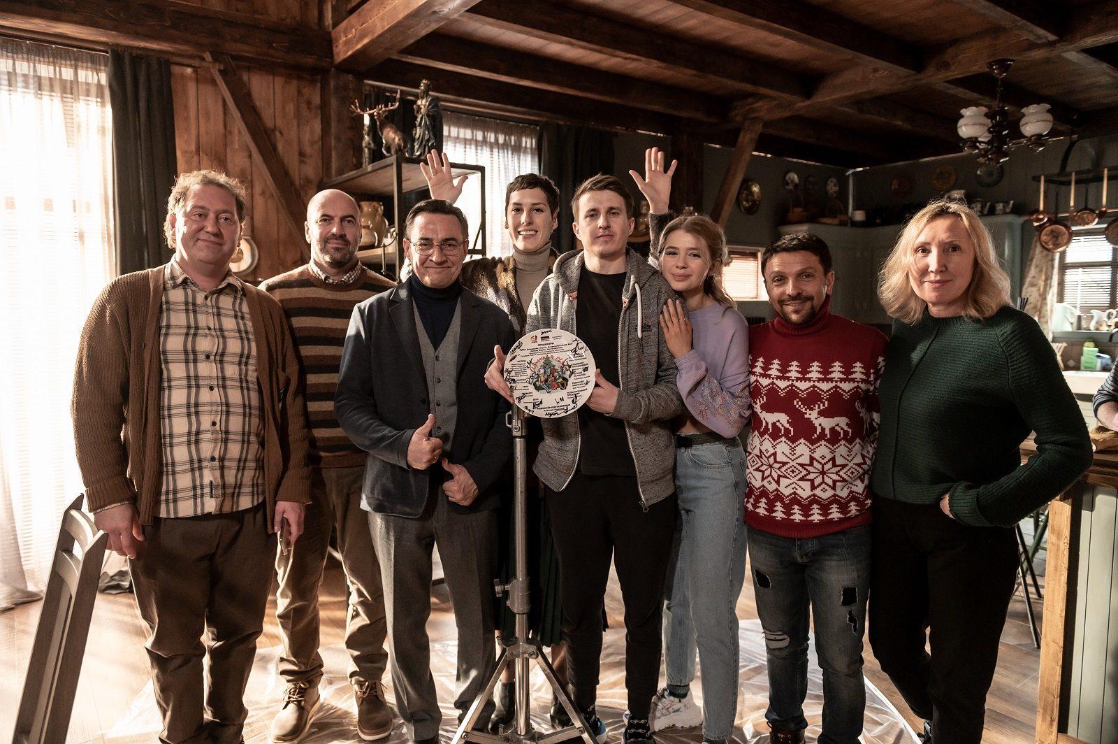 Завершились съемки новогодней комедии «Обратная связь» с Ириной Горбачевой