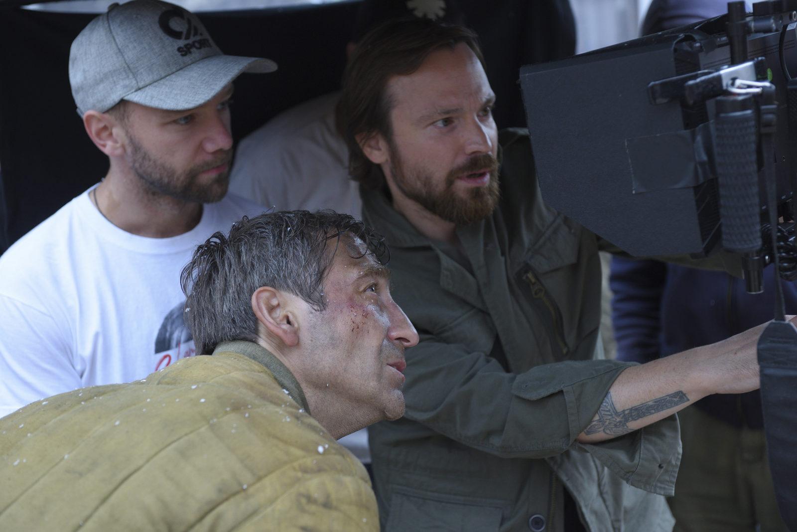 Репортаж со съемок дебютного фильма Алексея Чадова «Джон»