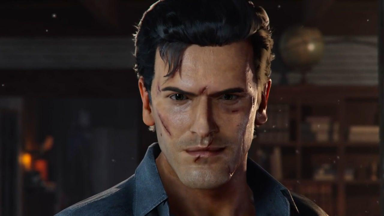 Брюс Кэмпбелл предстал в образе Эша в трейлере новой игры по «Зловещим мертвецам»
