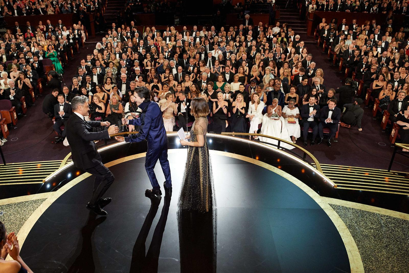 Организаторы «Оскара-2022» объявили новую дату проведения