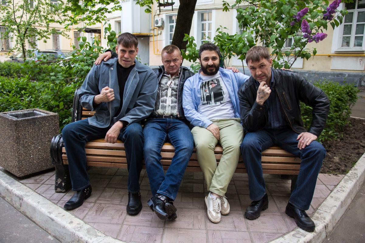 Владимир Вдовиченков и Дмитрий Дюжев вновь работают вместе спустя два десятилетия после «Бригады»