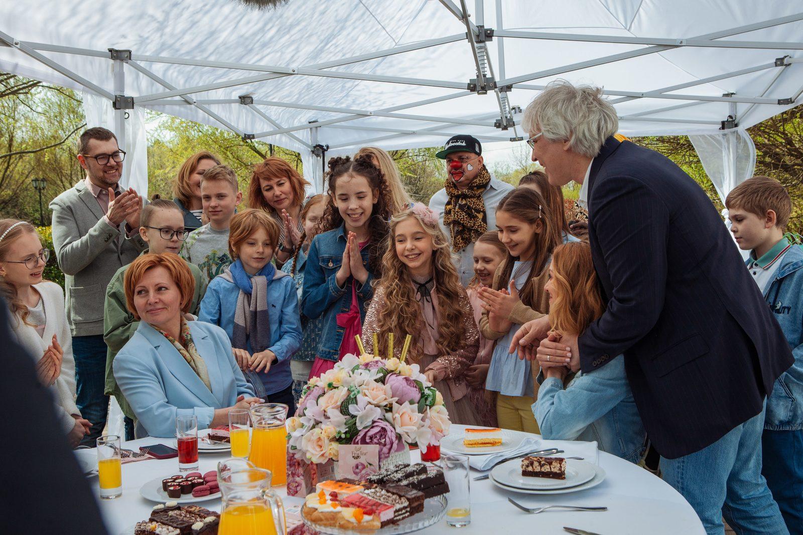 Завершились съемки семейной комедии «Мой папа – вождь!» с Дмитрием Нагиевым