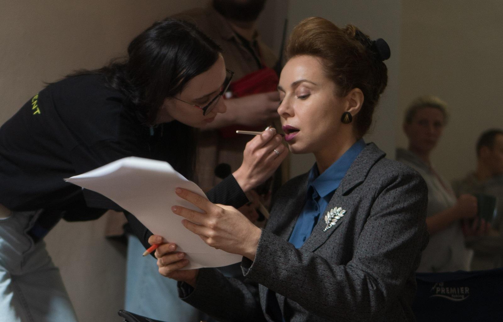 Екатерина Гусева приступила к съемкам в комедии «Я хочу! Я буду!»
