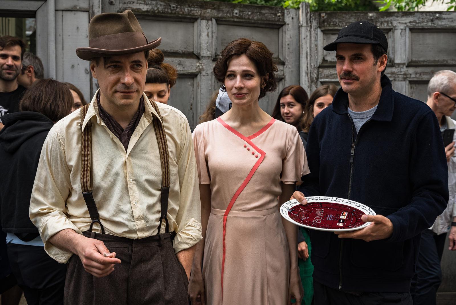 В Москве начались съемки «Воланда» с Цыгановым и Снигирь в роли Мастера и Маргариты