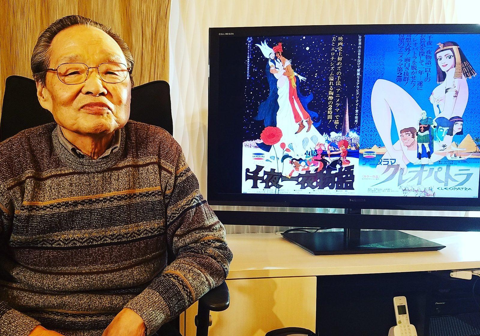 Не стало одного из пионеров аниме Эйити Ямамото
