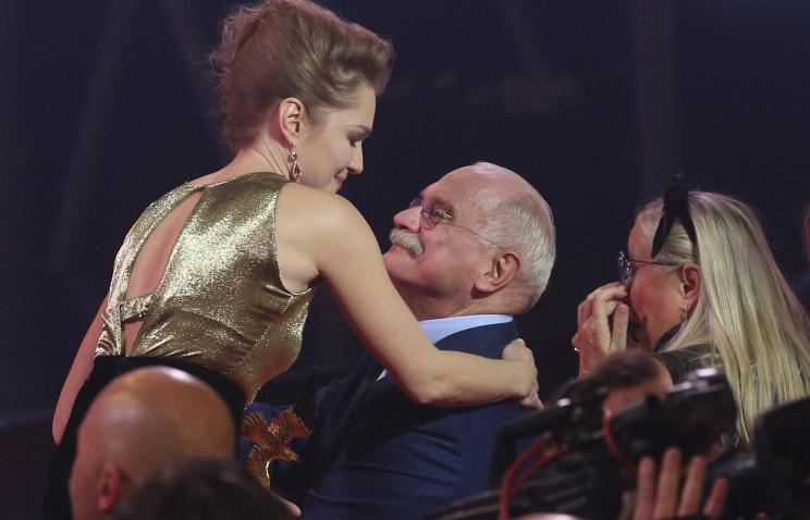 Никита Михалков получил приз за вклад в мировой кинематограф