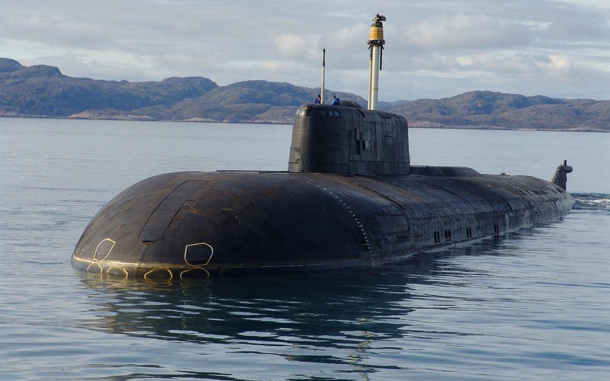 Люк Бессон снимет фильм о подводной лодке «Курск»