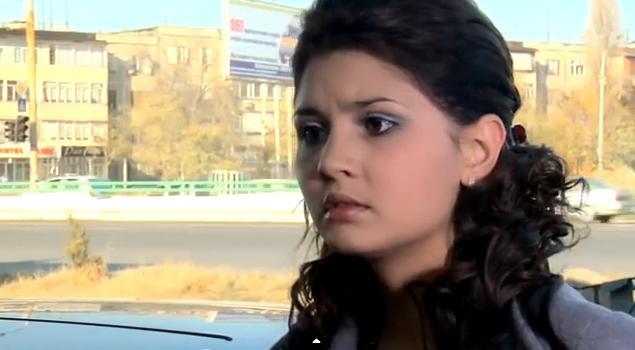 Узбек актрисаси диана ягофарова