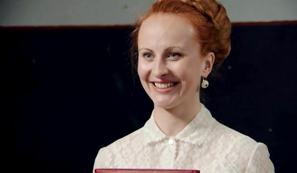 мария фефилова актриса фото сентября это