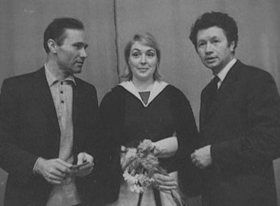 Шукшин и Быков