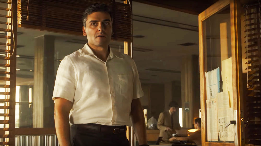 Watch the first trailer for the dramatic thriller Operation Finale which revolves around the 1960 hunt for Adolf Eichmann Ben Kingsley the architect